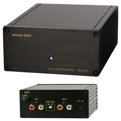 Image de Préamplificateur phono Music Hall PA1.2