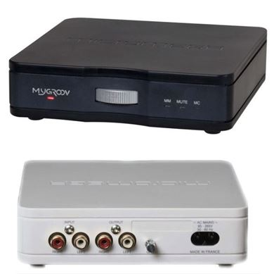 Picture of Micromega MyGroov phono preamplifier