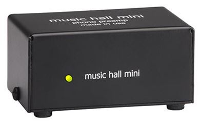 Image de Préamplificateur Phono music hall mini