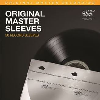 Picture of Mobile Fidelity Original Master Record Sleeves (Pack of 50)