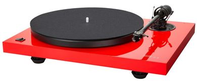 Picture of Music Hall MMF-2.3le turntable (Red / with cartridge)