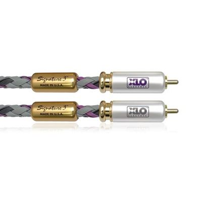 Picture of XLO Signature 3 (S3-1 / S3-2) audio Interconnect  (pair / RCA or XLR)