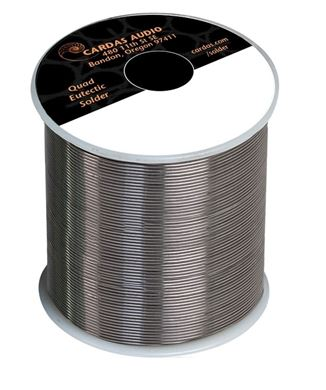 Picture of Cardas Solder (1/4 lb roll)