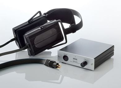 Picture of STAX SRS-3100 (Headphone + Amplifier)