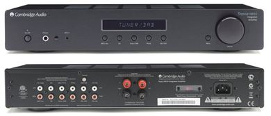 Picture of Cambride Audio AM10 Integrated Amp.