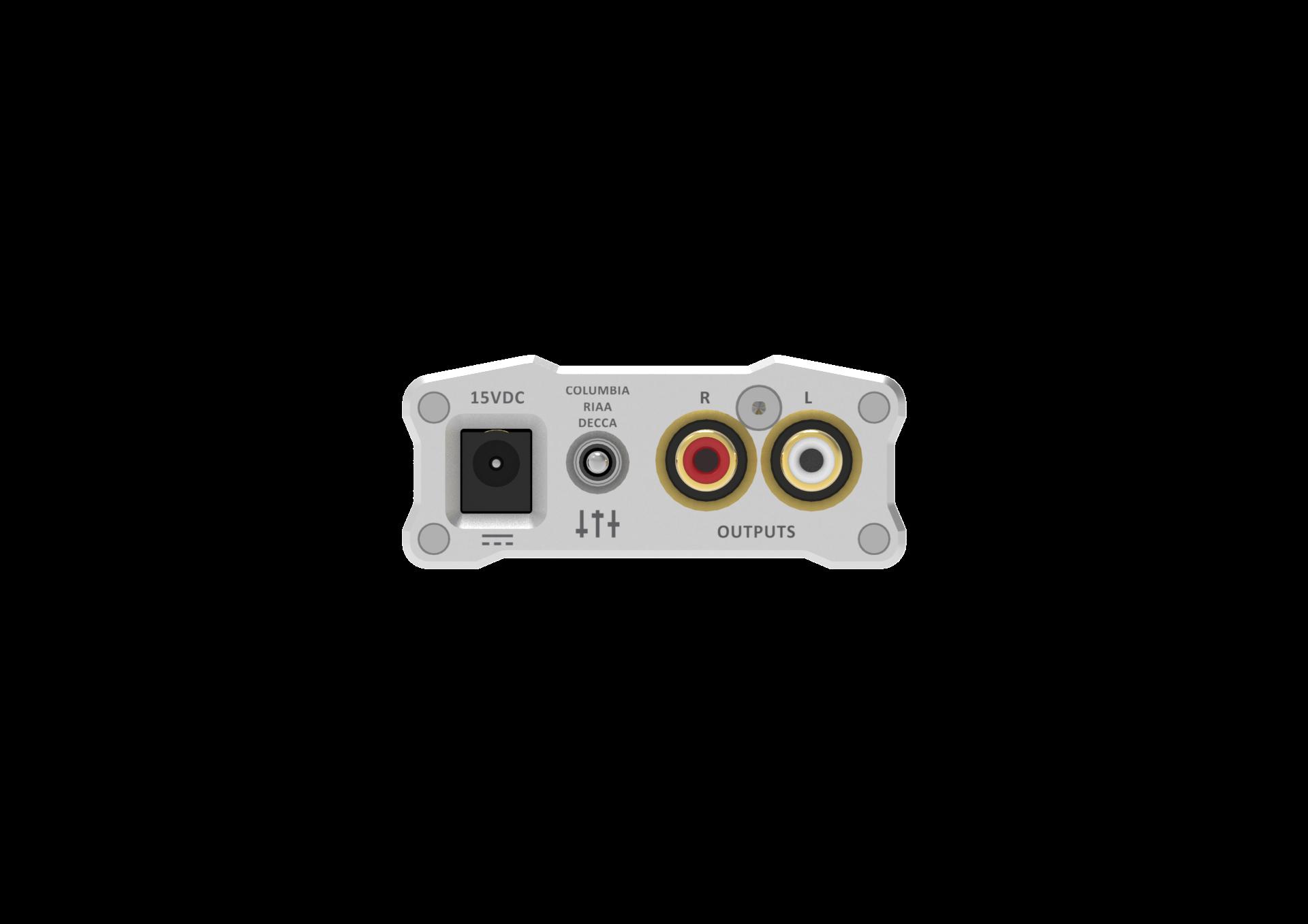 AudioW3  iFi audio micro iPhono2 phono pre-amplifer