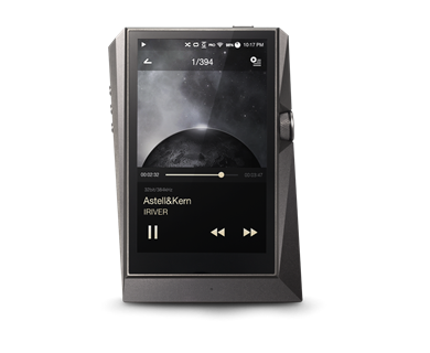 Picture of Astell&Kern AK380 audio player