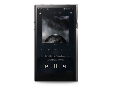 Picture of Astell & Kern A&Futura SE100 Audio Player