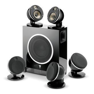 Picture of Focal Dome Flax Pack 5.1 Home-Cinema System (with Sub Air)