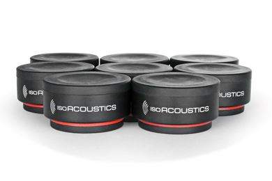 Picture of IsoAcoustics Iso-Puck mini Isolators (Qty: 8)