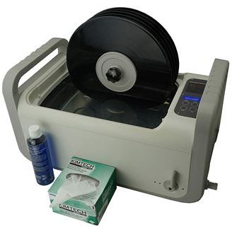 Picture of Isonic P4875-NH+MVR5 Ultrasonic Vinyl Record Cleaner
