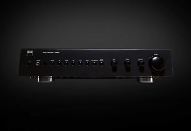Picture of NAD C 165BEE Stereo Preamplifier